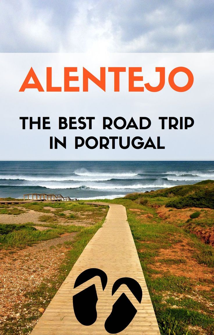 The best Portugal road trip to take this summer.