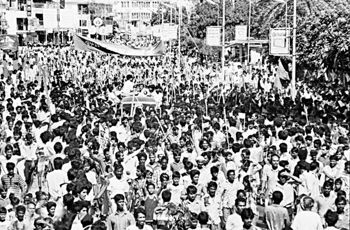 December 6 is observed as Democracy Day in Bangladesh, a day that marks the overthrow of military rule of General H M Ershad through a popular urban uprising in 1990. It was the culmination of years of protests demanding democracy, at least the right to express opinions without fear, to vote in freely held elections, [...] The post What Does Democracy Mean to Bangladeshis? appeared first on iCrowdNewswire.