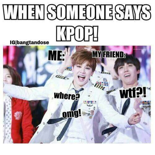 Funny Meme Kpop Bts And Exodus : I can not even begin to describe how true this is kpop