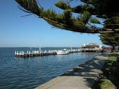 Port Albert Wharf, Victoria, Australia