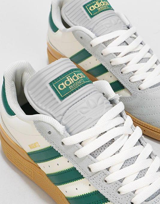 Adidas Busenitz Pro Skate Shoes - Grey