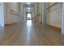 Non Slip Floor Treatment products can be used both inside and outside the facility to minimize these risks, and methods like high pressure cleaning can make outdoor surfaces like concrete, stone, and brick much safer to walk on.