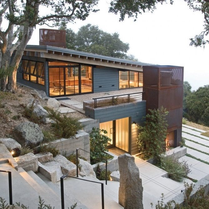 19 best images about berm house on pinterest green homes for Modern berm house plans