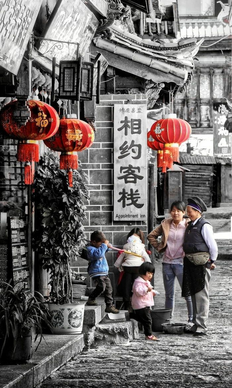 Life in Lijiang, Yunnan, China