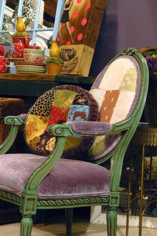 Antique Furniture | Schuyler Pond- I love these colors! - 104 Best Antique Furniture Images On Pinterest Antique Furniture