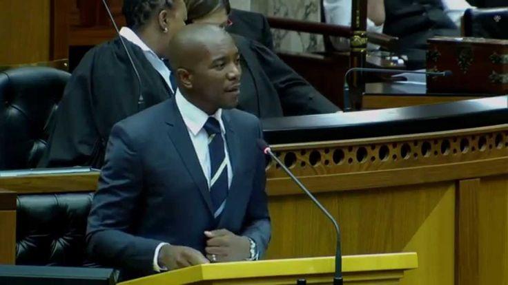 WATCH: 5 moments Mmusi Maimane burned Jacob Zuma during the SONA2015 debate