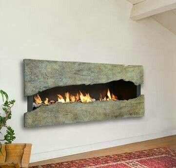 174 best unique fireplace designs images on pinterest