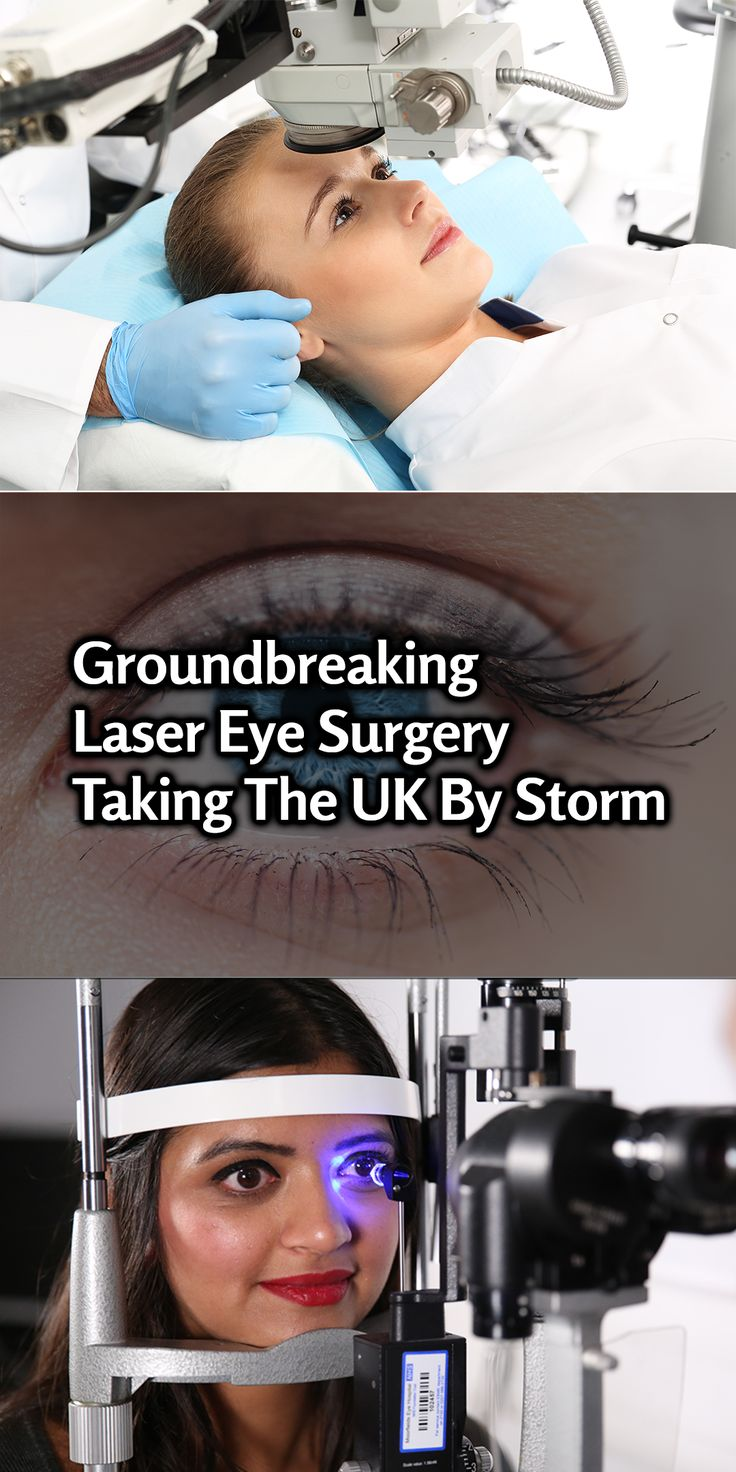 Revolutionary laser eye surgery is taking the UK by storm. The days of expensive glasses and overpriced contact lenses are coming to an end. With recent leaps in technology, treatment has become more affordable and accessible to people across the UK. Find out more >>
