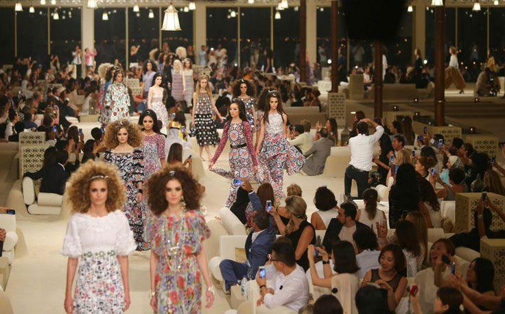 Jetset-hår og juveler hos Chanel i Dubai | Stylista.dk