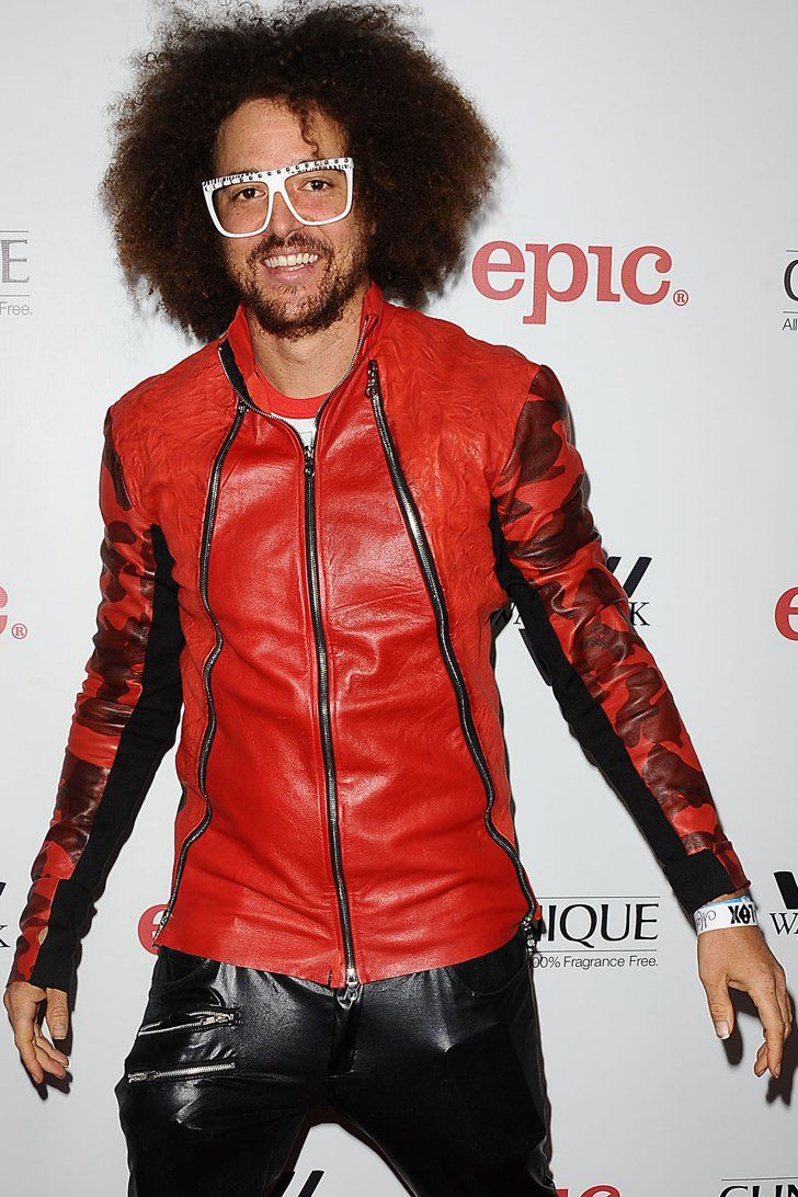 Pin for Later: Here's the New Cast of Dancing With the Stars Redfoo LMFAO star Redfoo will dance with Emma Slater. DWTS Persona: The Crazy Guy With the Weird Outfits