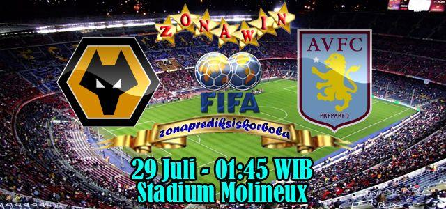 Prediksi Wolves vs Aston Villa 29 Juli 2015