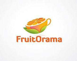 36+ Delicious Fruit & Vegetable Logo Designs for Inspiration | Bloom Web Design Blog