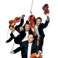 """Pagagnini - Un divertente e sorprendente """"Dis-Concerto"""" che passa in rassegna alcuni dei momenti più alti nella storia della musica classica combinati in maniera ingegnosa a motivi popolari.    La data: 26 novembre Aosta, Teatro Giacosa"""