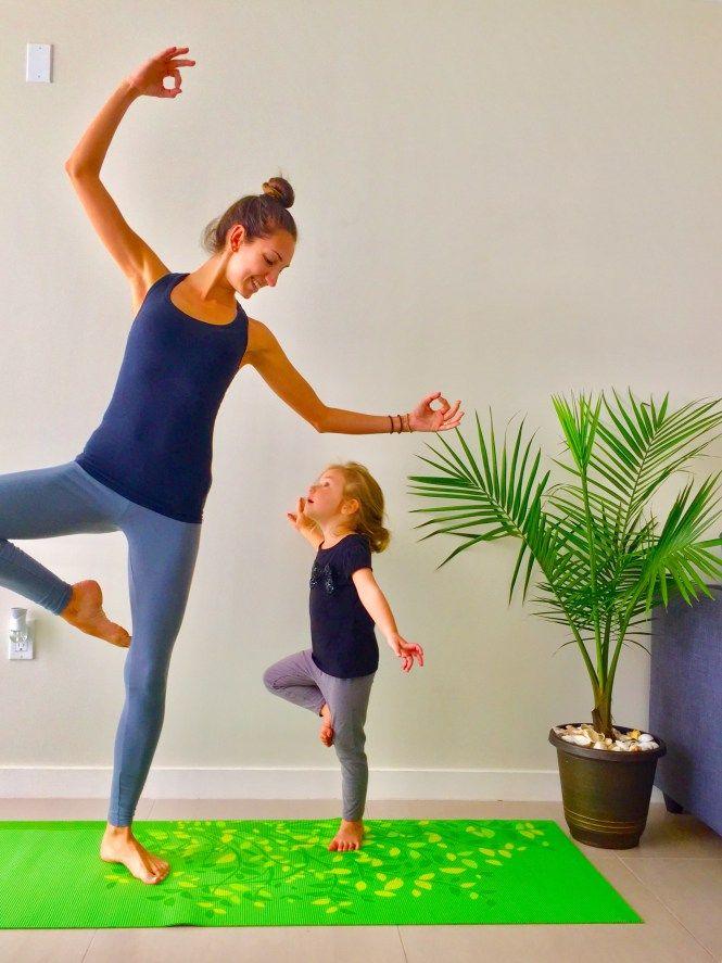 Yoga with Kids!