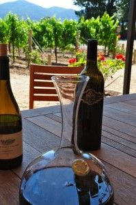 Napa Valley recommendations on winery, restaurants and hotels