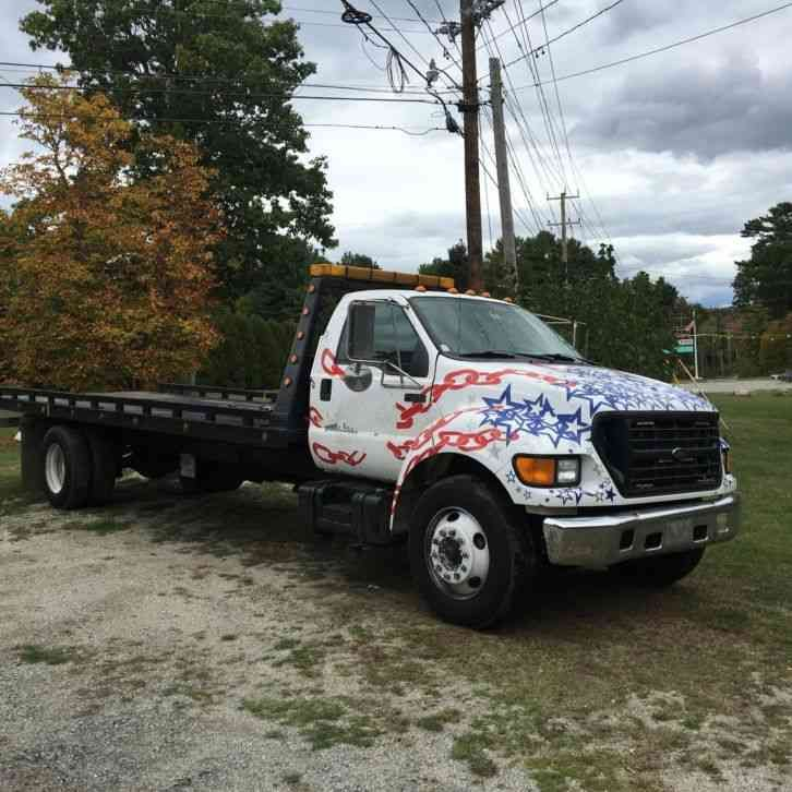 Ford F-650 (2002)