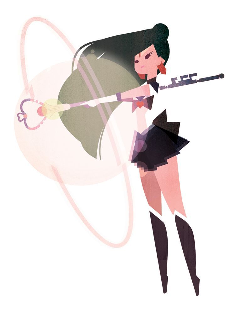 more sailor moon fanart for my two favorite sailor senshis!DEATHLY SCREAM SPARKLING WIDE PRESSURE