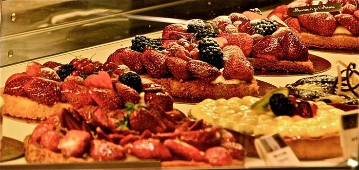 France, Paris, 5e Latin Quarter, Eric Keyser Bakery Food - 2010-05-29 042 (1)