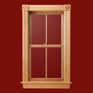 Anderson Double Hung Windows for all exterior bedroom windows