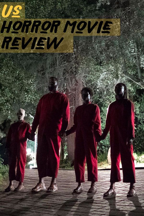 Us Movie Review I HAVE BEEN WAITING FOR A GOOD HORROR MOVIE