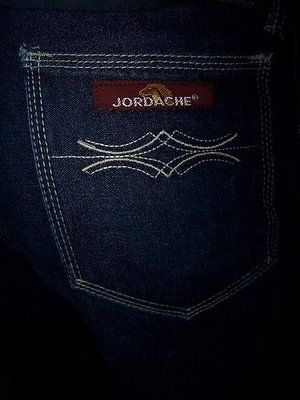 Jordache jeans from the 80's.  We all had to have these !!