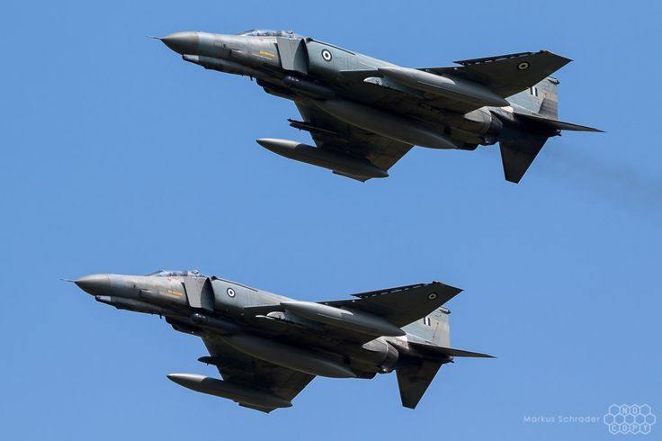 https://flic.kr/p/VdQSE8 | F-4E AUP Hellenic Air Force