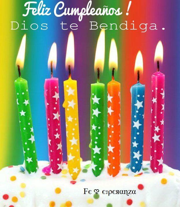 ¡ Muchas Felicidades en el dia de tu cumple años ... Bendiciones