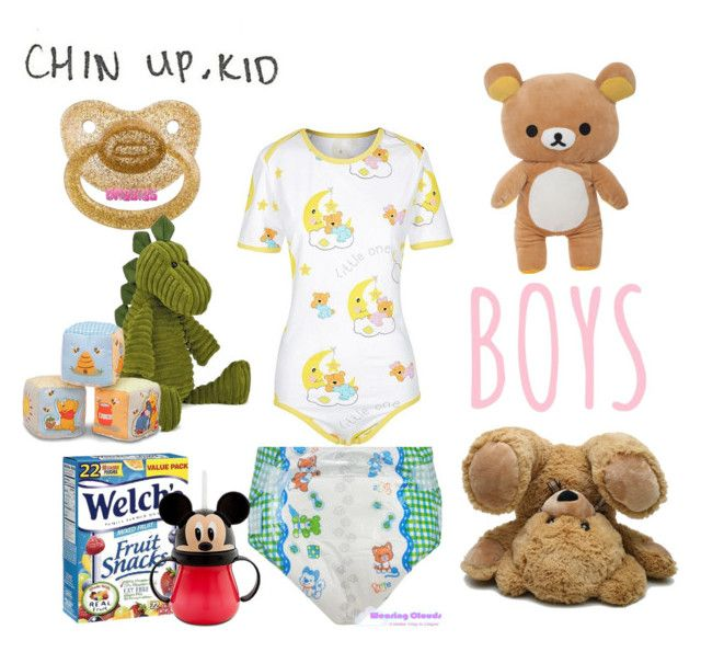 """Baby Boy"" by lilcuriosity ❤ liked on Polyvore featuring men's fashion, menswear, cute, little, cgl, mdlb and ddlb"