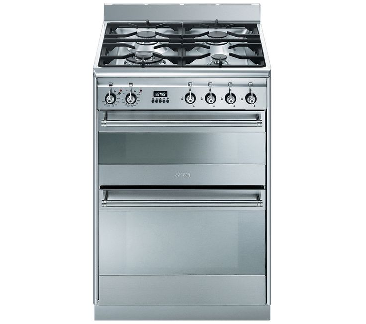 Stainless Steel Kitchen Stove best 25+ dual fuel cookers ideas on pinterest | range cooker