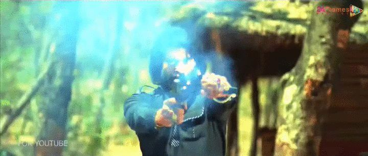 Matrix a lo Bollywood