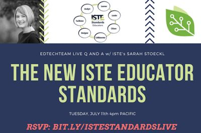 A Few of Our Favorite ISTE-ish Things!