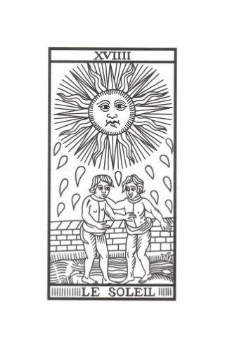 El Sol Tarot de Marsella de Jodowrosky