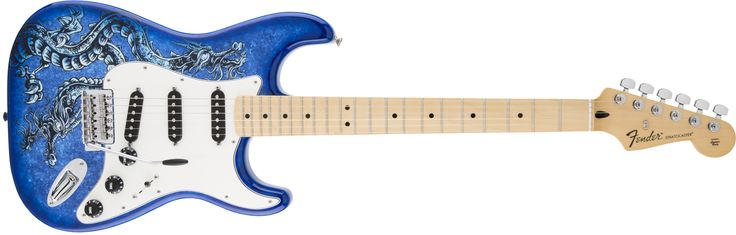 Special Edition David Lozeau Art Stratocaster®