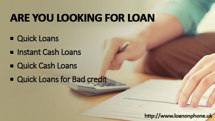 Loan on Phone is a professional loan consultant, offering guidance and lender's deals on guaranteed loans in the UK.