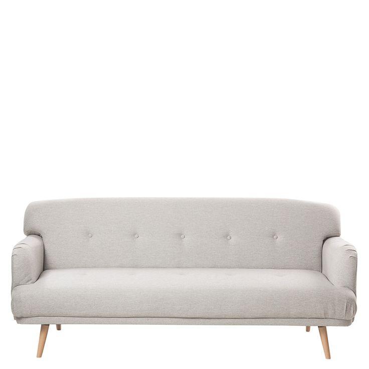 MADRID sovesofa lys grå
