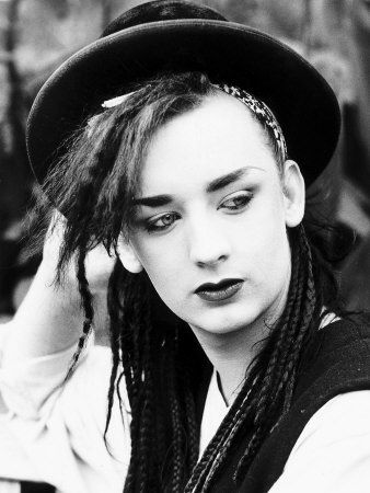 Boy George (Culture Club). Boy George (born George Alan O'Dowd; 14 June 1961) is an English singer-songwriter, who was part of the English New Romanticism movement which emerged in the late 1970s to the early 1980s.