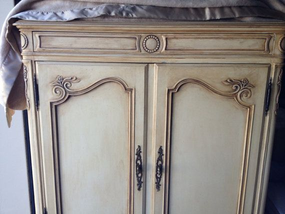Gorgeous Drexel Heritage Armoire On Etsy, $699.00 | Vintage French  Provincial Furniture | Pinterest | Armoires, French Provincial Furniture  And Provincial ...