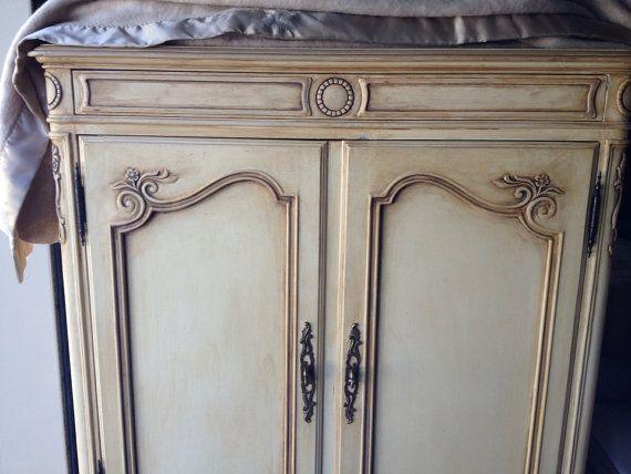 Gorgeous Drexel Heritage Armoire On Etsy 699 00