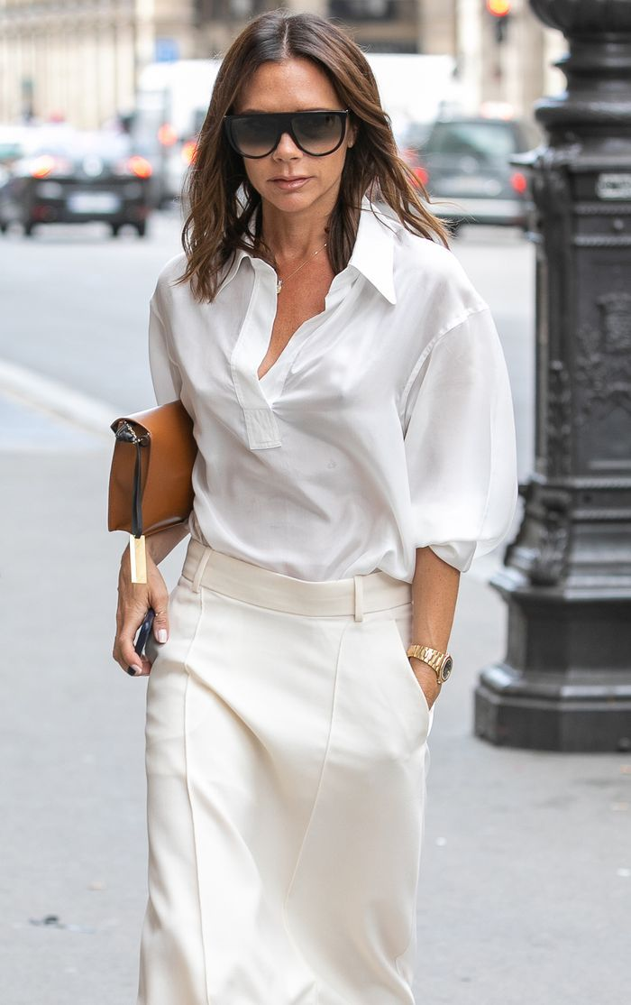 The 6 Perfect Pillars of Victoria Beckham's Summer Capsule Wardrobe