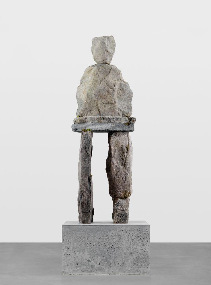 Ugo Rondinone at Galerie Eva Presenhuber, Zurich