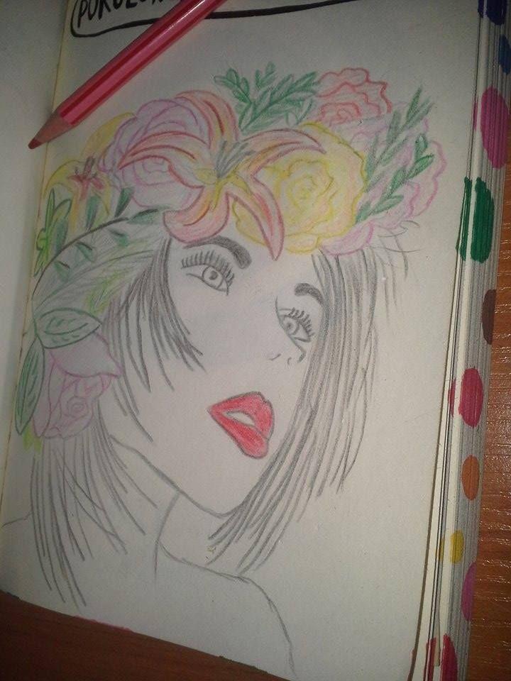 Podesłała Julia Kaczmarek #zniszcztendziennikwszedzie #zniszcztendziennik #kerismith #wreckthisjournal #book #ksiazka #KreatywnaDestrukcja #DIY