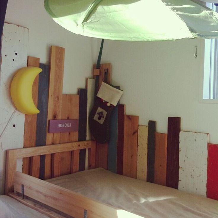 NO DIY NO LIFE/ニトリ/IKEA/キッズスペース/クリスマス…などのインテリア実例 - 2016-12-07 21:59:11 | RoomClip(ルームクリップ)