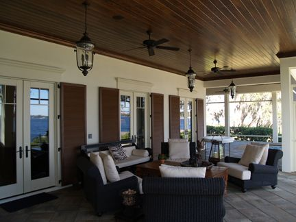 Lanai furniture lanai ceiling pinterest gardens for Outdoor lanai furniture