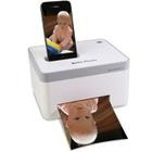 The iPhone Photo Printer  $159.95: Come on now, how many of you have a million photos on your iPhone? And how many of you print them? That's what I thought. My favorite thing about this printer is that it doesn't use ink cartridges! How cool! #pintowinGifts @Gifts.com