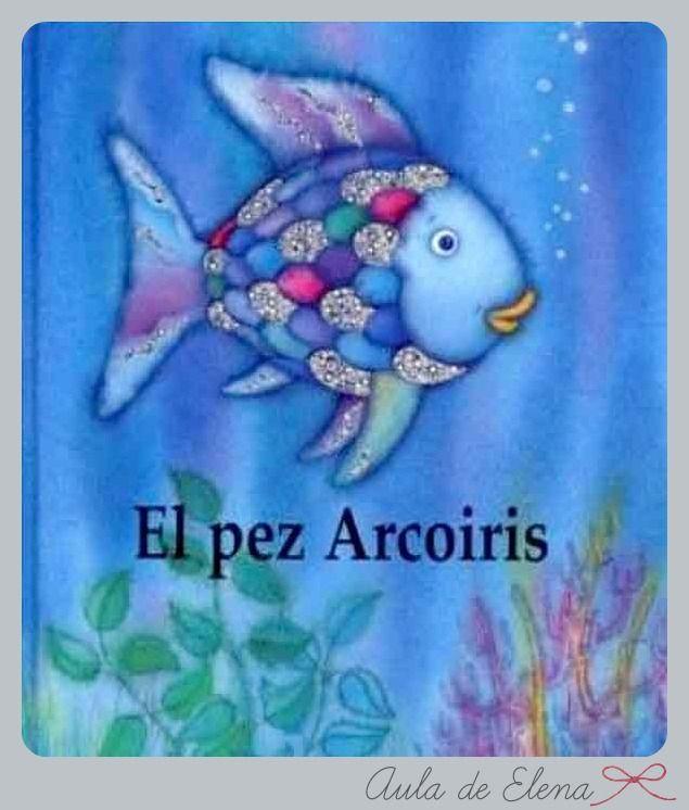 El pez Arcoiris en el Proyecto Cuéntame un cuento del Aula de Elena
