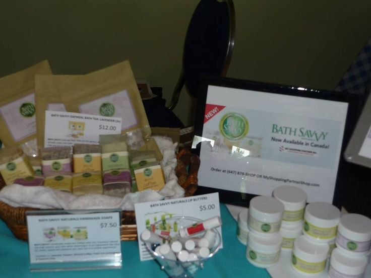 Bar soaps, lip butter, body butters and bath teas... all available in Canada. #beauty #beautycare #skincare