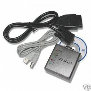 diag facile OBD2 outils de diagnostic, interface valise ELM327 Automobile & OBD BMW TIS DIS BUS CAN E39