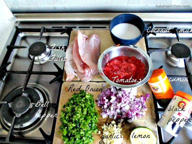 fish curry ingredients