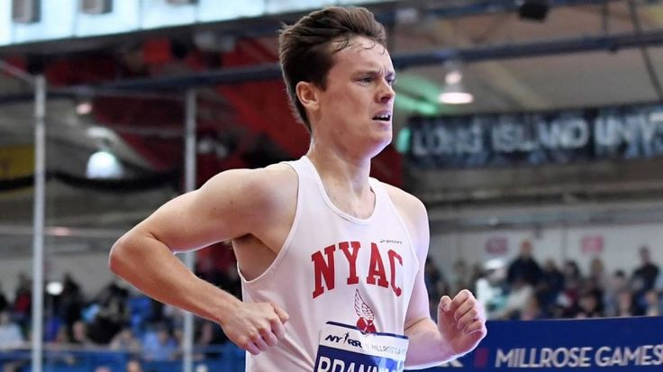 Mikey Brannigan breaks his own Paralympic World Record at Millrose ...