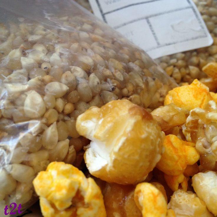 Chicago-style popcorn, caramel popcorn, cheddar cheese popcorn, popcorn history, white cheddar cheese chili popcorn,